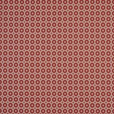 Chilli Weave Decorator Fabric by Clarke & Clarke
