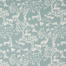 Ice Blue Decorator Fabric by Clarke & Clarke