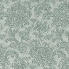 Eau De Nil Weave Decorator Fabric by Clarke & Clarke