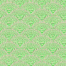 Magnt Char Geometric Decorator Fabric by Cole & Son