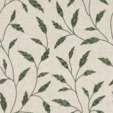 Jade Weave Decorator Fabric by Clarke & Clarke