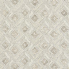 Natural Diamond Decorator Fabric by Clarke & Clarke