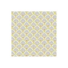 Mocha/Spice Decorator Fabric by Clarke & Clarke