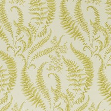 Chartreuse Decorator Fabric by Clarke & Clarke