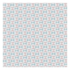 Blush/Mineral Decorator Fabric by Clarke & Clarke