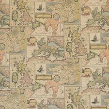 Multi Velvet Decorator Fabric by Mulberry Home