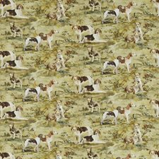 Multi Print Decorator Fabric by Mulberry Home