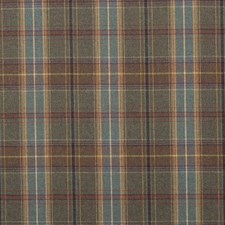 Heather Plaid Decorator Fabric by Mulberry Home