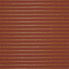 Coral Stripes Decorator Fabric by Mulberry Home