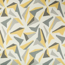 Citron Geometric Decorator Fabric by Kravet
