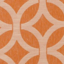 Persimmon Decorator Fabric by RM Coco