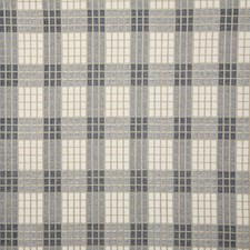 Sky Check Decorator Fabric by Pindler