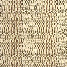 Ochre Modern Decorator Fabric by Groundworks