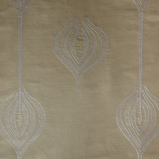 Cream Modern Decorator Fabric by Groundworks