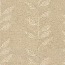 Ivory Contemporary Decorator Fabric by Groundworks