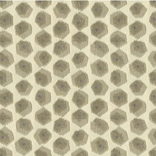 Beige Modern Decorator Fabric by Groundworks
