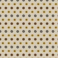 Graphite Dots Decorator Fabric by Groundworks