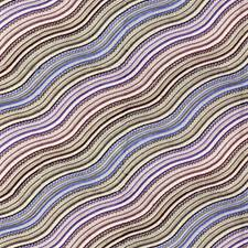 Plum Contemporary Decorator Fabric by Groundworks