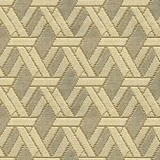 Bisque/Flax Contemporary Decorator Fabric by Groundworks