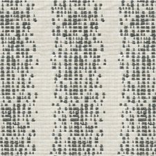 Smoke Contemporary Decorator Fabric by Groundworks