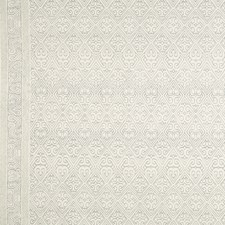 Blue/Lake Ethnic Decorator Fabric by Groundworks