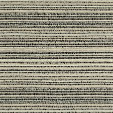 Noir Stripes Decorator Fabric by Groundworks