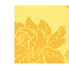 Bright Yellow Decorator Fabric by Scalamandre
