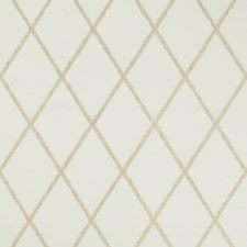 White/Beige Ikat Decorator Fabric by Kravet