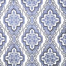 Cobalt Decorator Fabric by Pindler