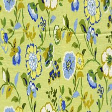 Key Lime Decorator Fabric by RM Coco