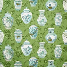 Jade Traditional Decorator Fabric by Pindler