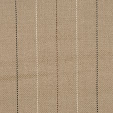 Flax/Black Decorator Fabric by RM Coco