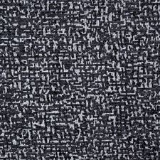 Black Decorator Fabric by Scalamandre