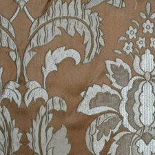 Blue Brown Decorator Fabric by RM Coco