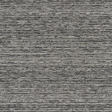 Black/Grey/White Stripe Decorator Fabric by JF