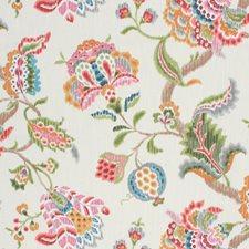 Tearose Decorator Fabric by RM Coco