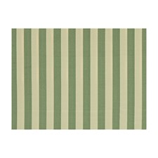 Emerald Stripes Decorator Fabric by Brunschwig & Fils