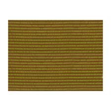 Bronze Leaf Stripes Decorator Fabric by Brunschwig & Fils