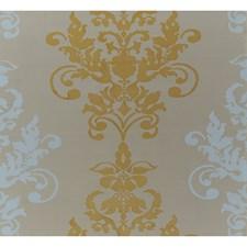 Crystal Damask Decorator Fabric by Brunschwig & Fils