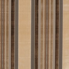 Taupe/Creme/Beige Traditional Decorator Fabric by JF