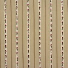 Linen Stripes Decorator Fabric by Laura Ashley