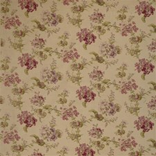 Mulberry Print Decorator Fabric by Laura Ashley