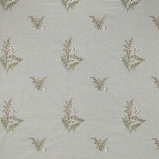 Lapis Botanical Decorator Fabric by Laura Ashley