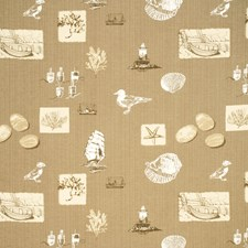 Oatmeal Animal Decorator Fabric by Baker Lifestyle