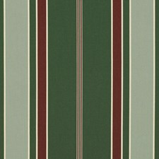 Vintage Cabana Green Decorator Fabric by Ralph Lauren
