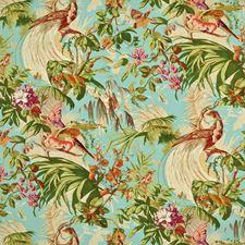 Aqua Decorator Fabric by Ralph Lauren