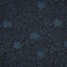 Overdyed Indigo Decorator Fabric by Ralph Lauren