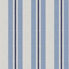 Sky Blue Decorator Fabric by Ralph Lauren