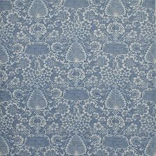 Provence Blue Decorator Fabric by Ralph Lauren