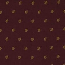 Burgundy Decorator Fabric by Robert Allen